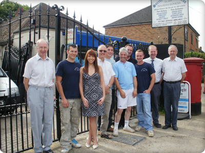 Surrey Wrought Iron - Our Team